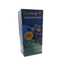 Revive Turboreiniger TURBO Reiniger Cleaner Das Original Komplettpaket 750ml